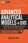 Advanced Analytical Modeling