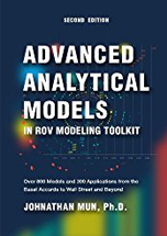 Advanced Analytical Modeling second edition