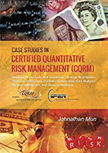 Case Studies in Certified Quantitative Risk Management (CQRM)