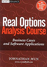 Real Options Analysis Course