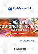 Súper Enrejado Solucionador de Real Options