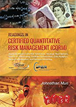 Readings in Certified Quantitative Risk Management (CQRM)