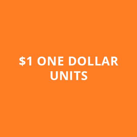 $1 One Dollar Units