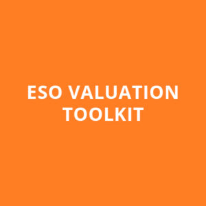 ESO VALUATION TOOLKIT
