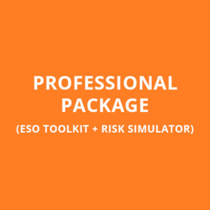 PROFESSIONAL PACKAGE (ESO TOOLKIT + RISK SIMULATOR)