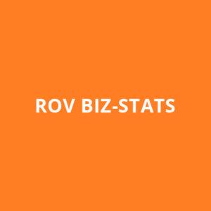 ROV BIZ-STATS